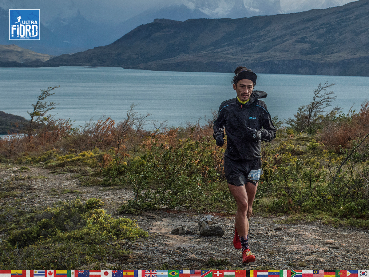 utf1904lues47FB; Ultra Trail Running in Patagonia, Chile; Ultra Fiord Fifth Edition 2019; Torres del Paine; Última Esperanza; Puerto Natales; Patagonia Running Ultra Trail; Luis Espinoza