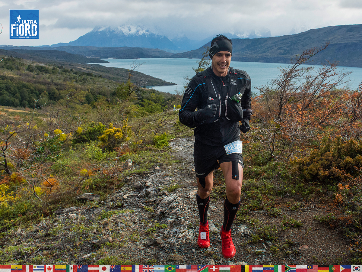 utf1904lues49FB; Ultra Trail Running in Patagonia, Chile; Ultra Fiord Fifth Edition 2019; Torres del Paine; Última Esperanza; Puerto Natales; Patagonia Running Ultra Trail; Luis Espinoza