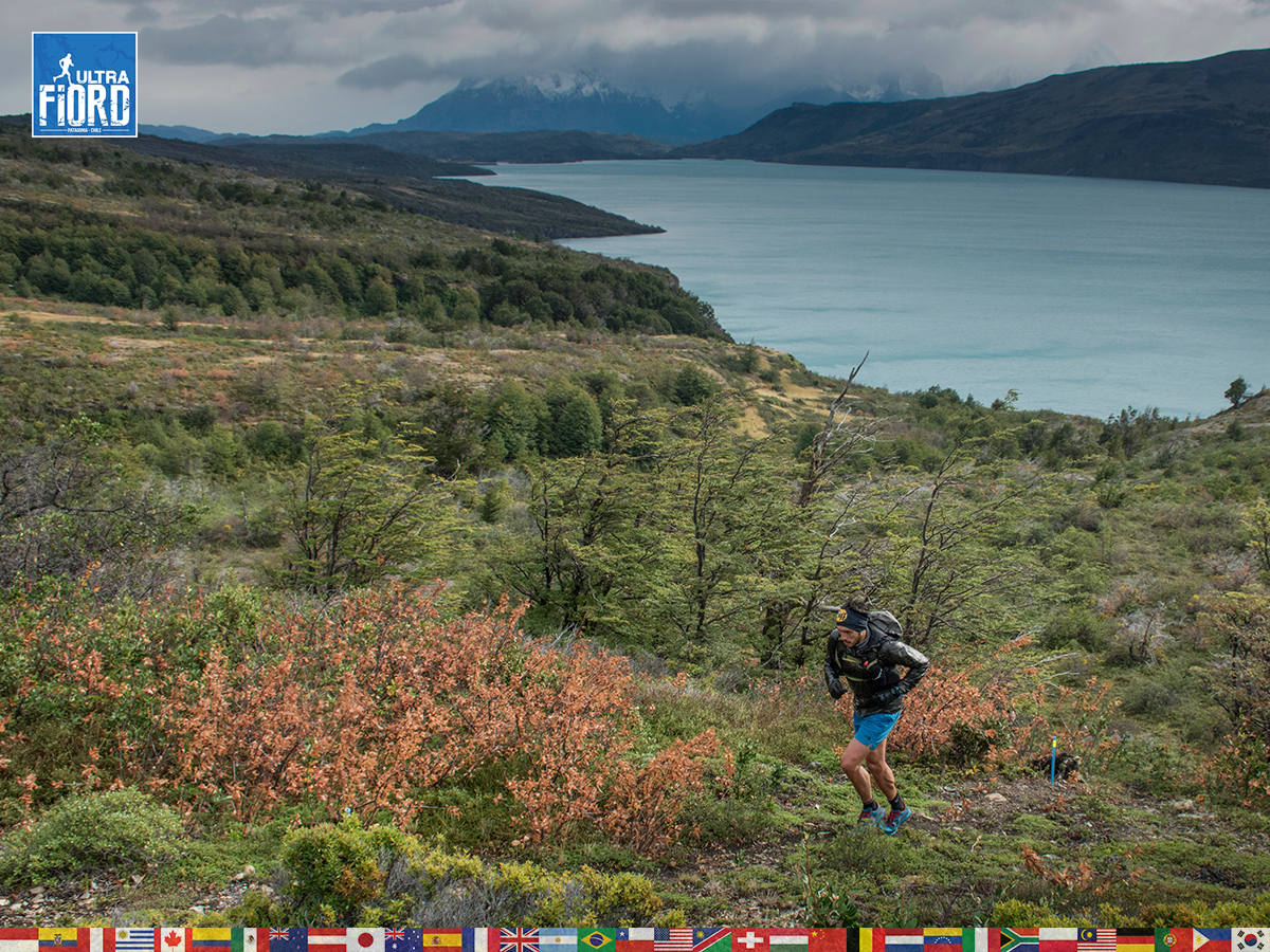 utf1904lues51FB; Ultra Trail Running in Patagonia, Chile; Ultra Fiord Fifth Edition 2019; Torres del Paine; Última Esperanza; Puerto Natales; Patagonia Running Ultra Trail; Luis Espinoza