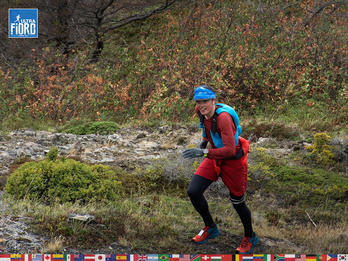 utf1904lues54FB; Ultra Trail Running in Patagonia, Chile; Ultra Fiord Fifth Edition 2019; Torres del Paine; Última Esperanza; Puerto Natales; Patagonia Running Ultra Trail; Luis Espinoza