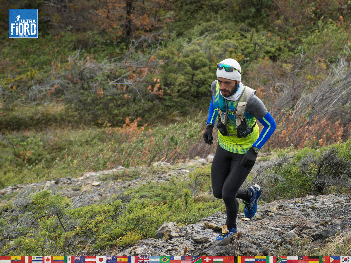 utf1904lues57FB; Ultra Trail Running in Patagonia, Chile; Ultra Fiord Fifth Edition 2019; Torres del Paine; Última Esperanza; Puerto Natales; Patagonia Running Ultra Trail; Luis Espinoza