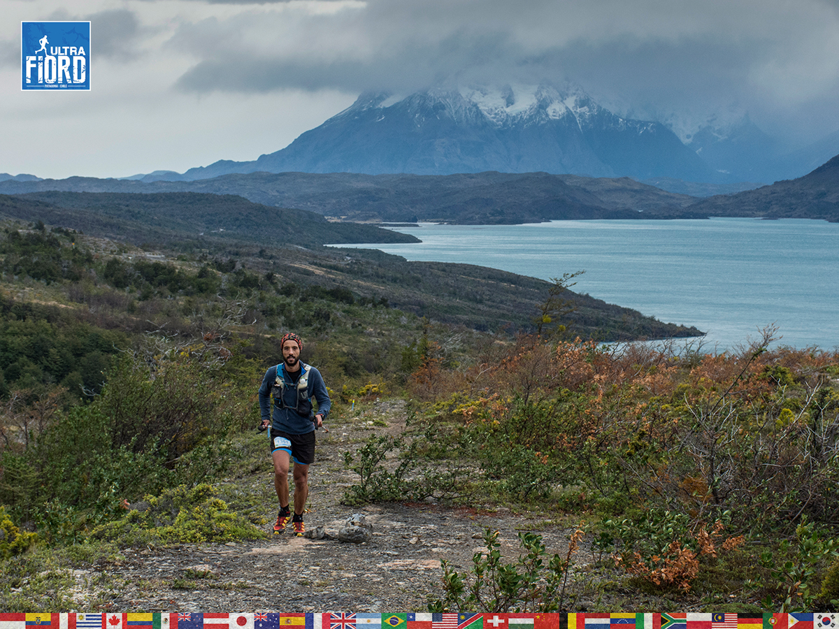 utf1904lues59FB; Ultra Trail Running in Patagonia, Chile; Ultra Fiord Fifth Edition 2019; Torres del Paine; Última Esperanza; Puerto Natales; Patagonia Running Ultra Trail; Luis Espinoza