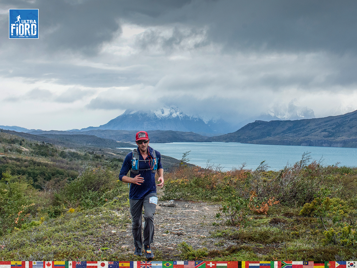 utf1904lues61FB; Ultra Trail Running in Patagonia, Chile; Ultra Fiord Fifth Edition 2019; Torres del Paine; Última Esperanza; Puerto Natales; Patagonia Running Ultra Trail; Luis Espinoza