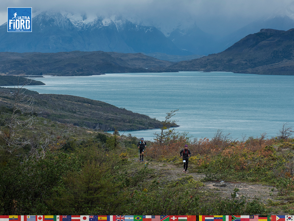 utf1904lues63FB; Ultra Trail Running in Patagonia, Chile; Ultra Fiord Fifth Edition 2019; Torres del Paine; Última Esperanza; Puerto Natales; Patagonia Running Ultra Trail; Luis Espinoza