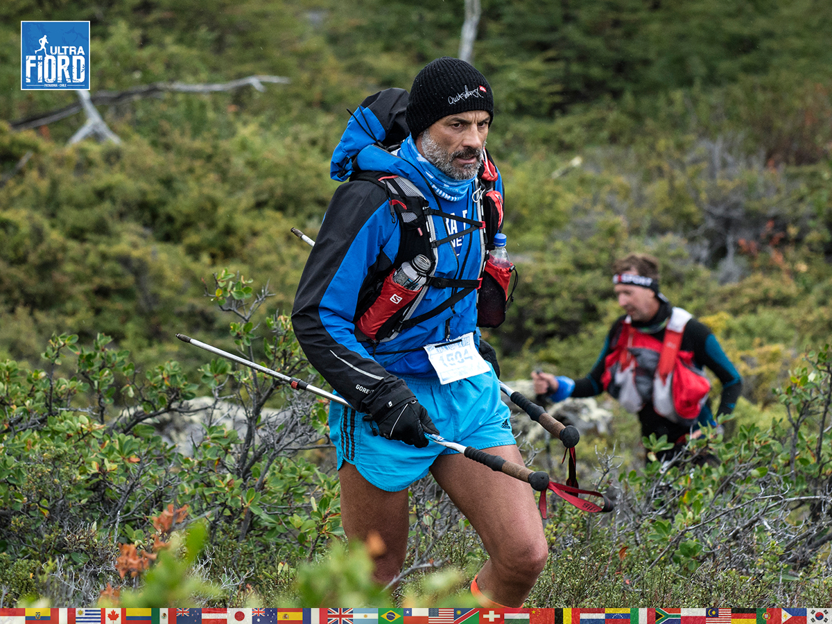 utf1904lues65FB; Ultra Trail Running in Patagonia, Chile; Ultra Fiord Fifth Edition 2019; Torres del Paine; Última Esperanza; Puerto Natales; Patagonia Running Ultra Trail; Luis Espinoza