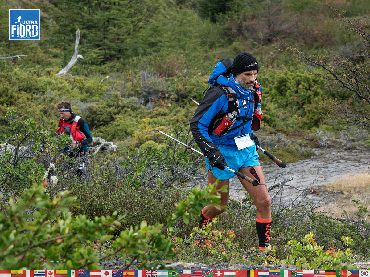 utf1904lues66FB; Ultra Trail Running in Patagonia, Chile; Ultra Fiord Fifth Edition 2019; Torres del Paine; Última Esperanza; Puerto Natales; Patagonia Running Ultra Trail; Luis Espinoza