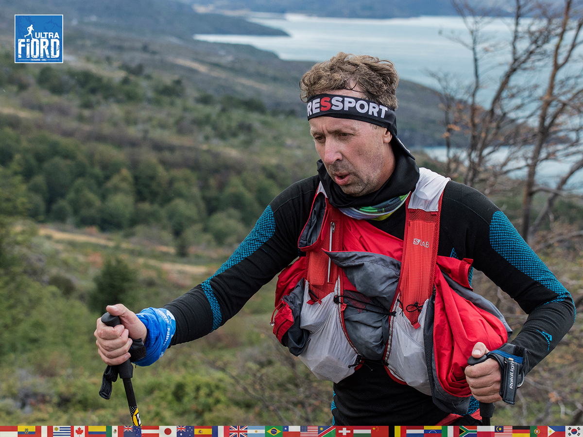 utf1904lues69FB; Ultra Trail Running in Patagonia, Chile; Ultra Fiord Fifth Edition 2019; Torres del Paine; Última Esperanza; Puerto Natales; Patagonia Running Ultra Trail; Luis Espinoza