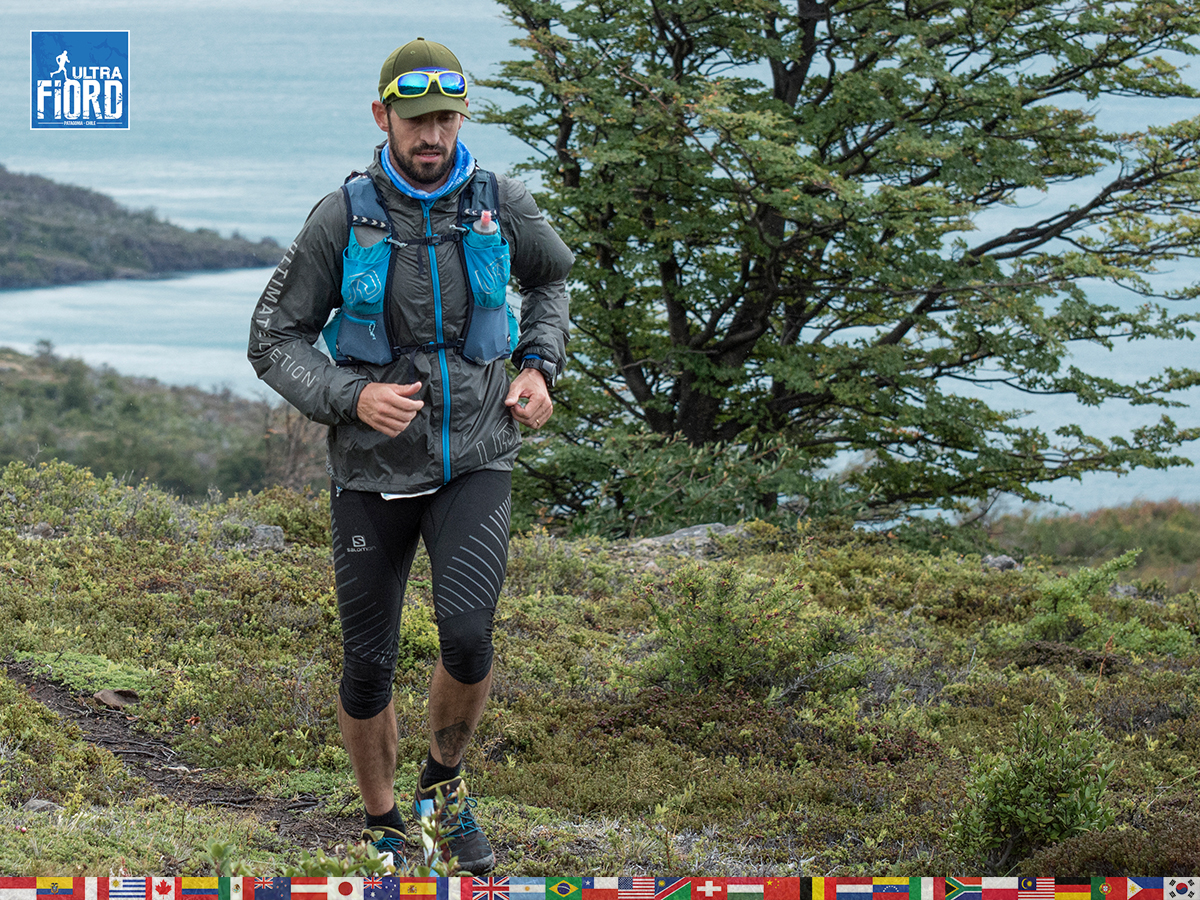 utf1904lues72FB; Ultra Trail Running in Patagonia, Chile; Ultra Fiord Fifth Edition 2019; Torres del Paine; Última Esperanza; Puerto Natales; Patagonia Running Ultra Trail; Luis Espinoza