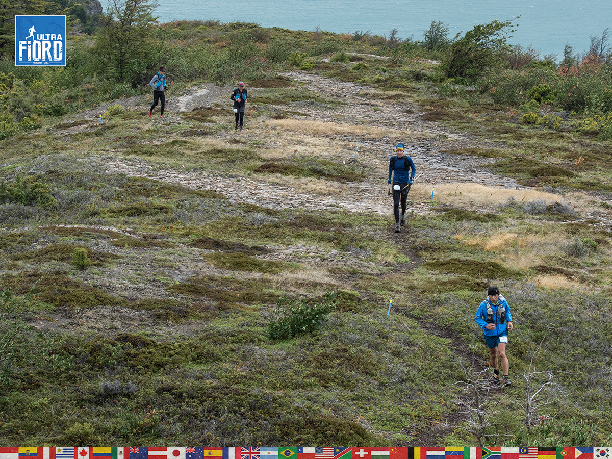 utf1904lues77FB; Ultra Trail Running in Patagonia, Chile; Ultra Fiord Fifth Edition 2019; Torres del Paine; Última Esperanza; Puerto Natales; Patagonia Running Ultra Trail; Luis Espinoza