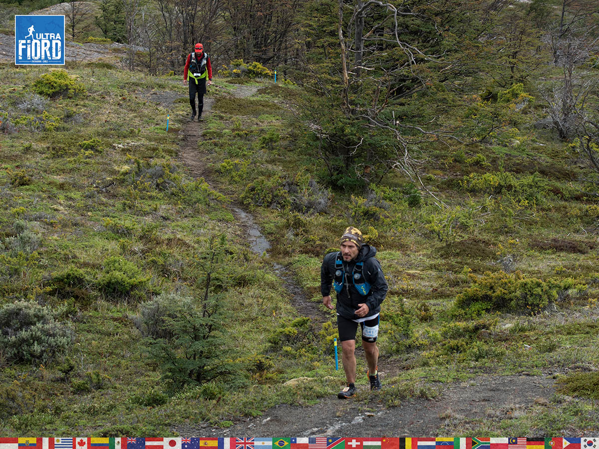 utf1904lues86FB; Ultra Trail Running in Patagonia, Chile; Ultra Fiord Fifth Edition 2019; Torres del Paine; Última Esperanza; Puerto Natales; Patagonia Running Ultra Trail; Luis Espinoza
