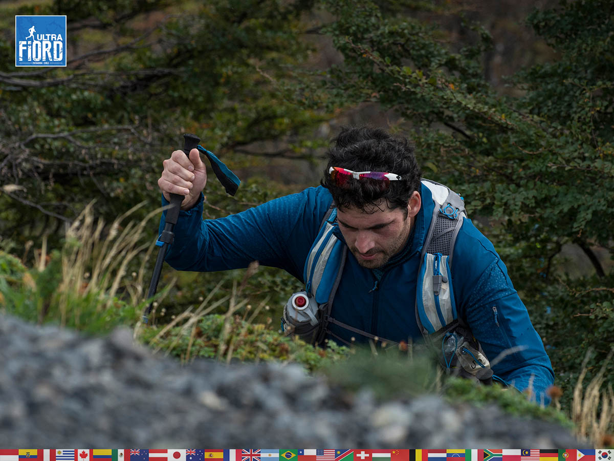 utf1904lues88FB; Ultra Trail Running in Patagonia, Chile; Ultra Fiord Fifth Edition 2019; Torres del Paine; Última Esperanza; Puerto Natales; Patagonia Running Ultra Trail; Luis Espinoza