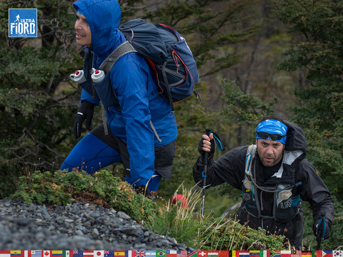 utf1904lues90FB; Ultra Trail Running in Patagonia, Chile; Ultra Fiord Fifth Edition 2019; Torres del Paine; Última Esperanza; Puerto Natales; Patagonia Running Ultra Trail; Luis Espinoza
