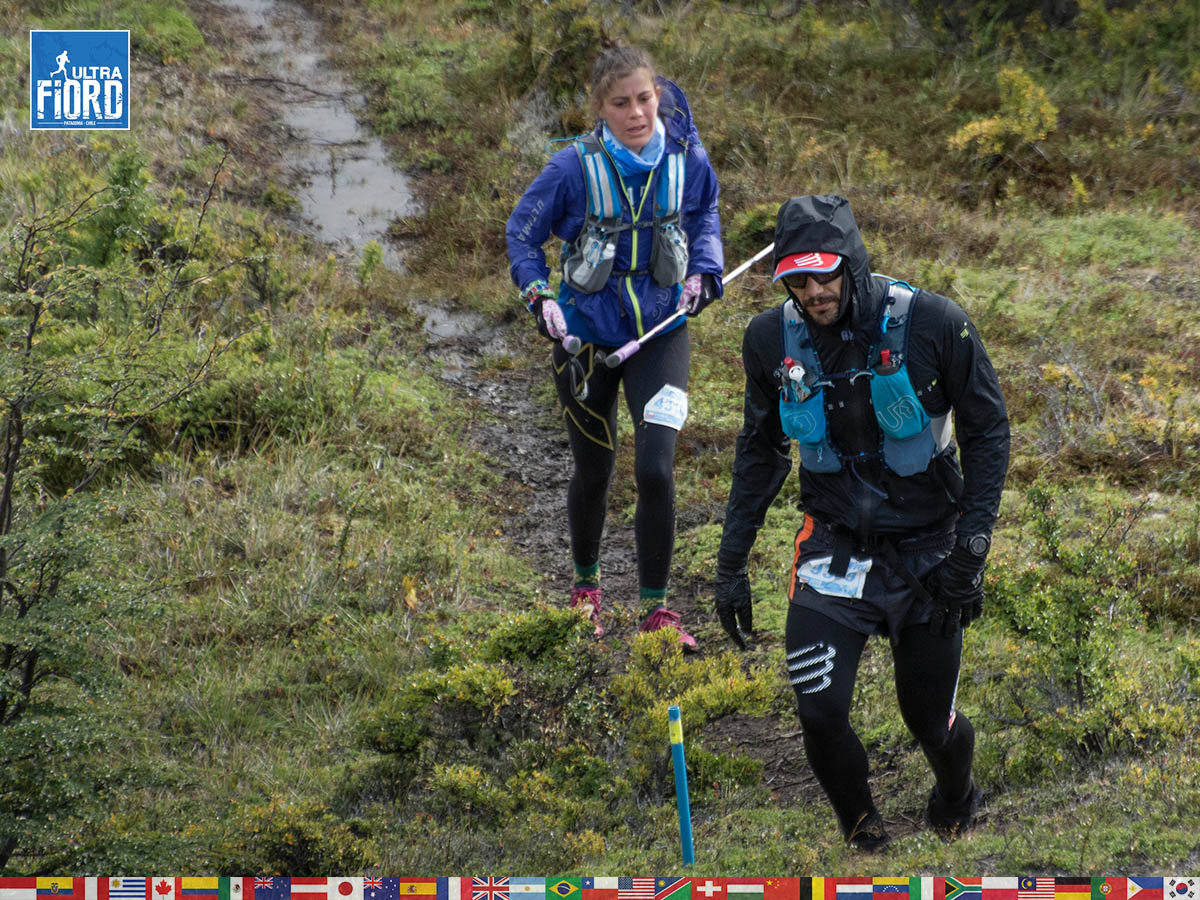 utf1904lues92FB; Ultra Trail Running in Patagonia, Chile; Ultra Fiord Fifth Edition 2019; Torres del Paine; Última Esperanza; Puerto Natales; Patagonia Running Ultra Trail; Luis Espinoza