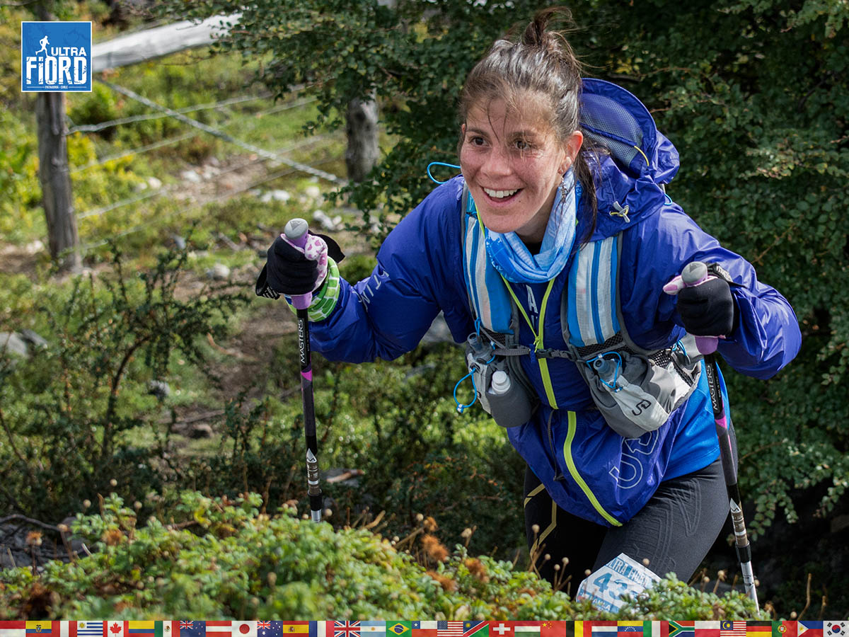 utf1904lues95FB; Ultra Trail Running in Patagonia, Chile; Ultra Fiord Fifth Edition 2019; Torres del Paine; Última Esperanza; Puerto Natales; Patagonia Running Ultra Trail; Luis Espinoza