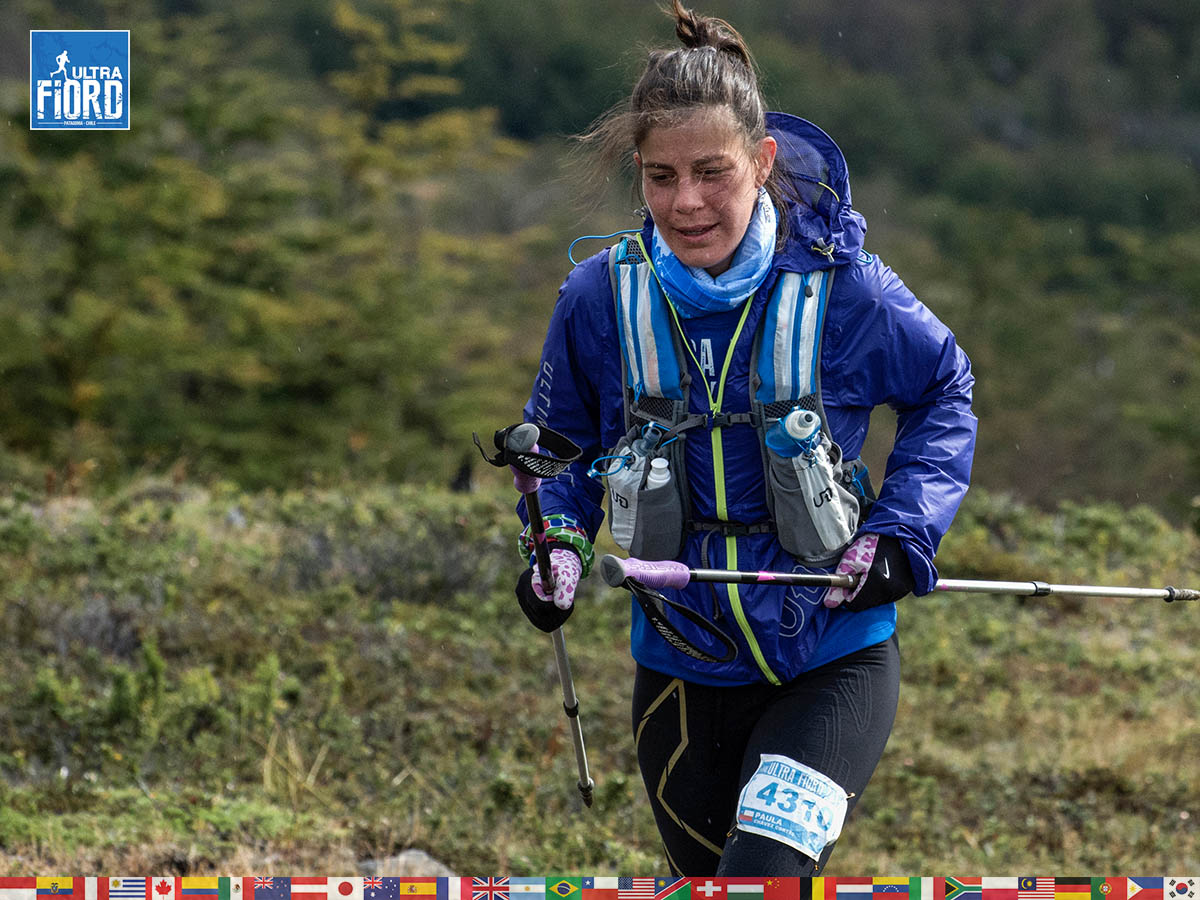 utf1904lues97FB; Ultra Trail Running in Patagonia, Chile; Ultra Fiord Fifth Edition 2019; Torres del Paine; Última Esperanza; Puerto Natales; Patagonia Running Ultra Trail; Luis Espinoza