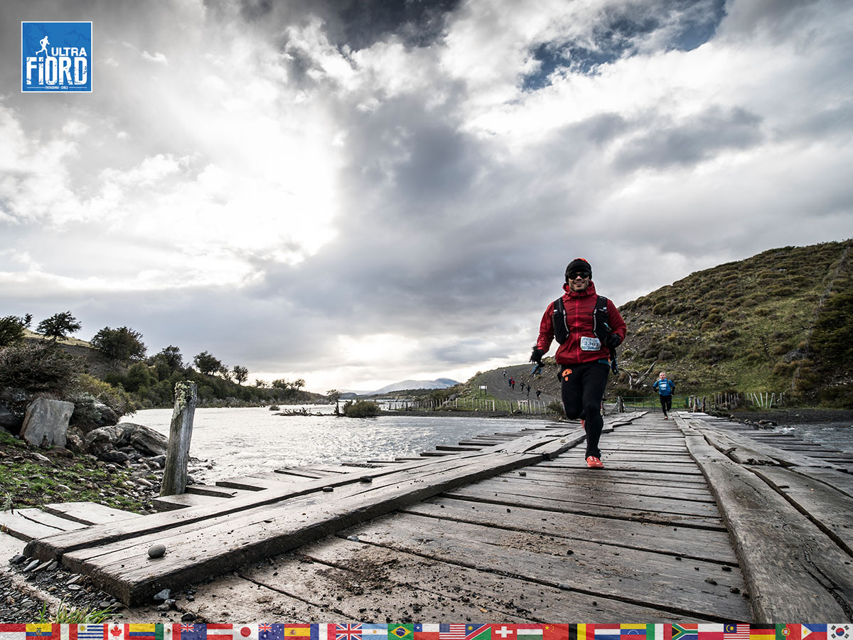 utf1904waal5170FB; Ultra Trail Running in Patagonia, Chile; Ultra Fiord Fifth Edition 2019; Torres del Paine; Última Esperanza; Puerto Natales; Patagonia Running Ultra Trail; Walter Alvial