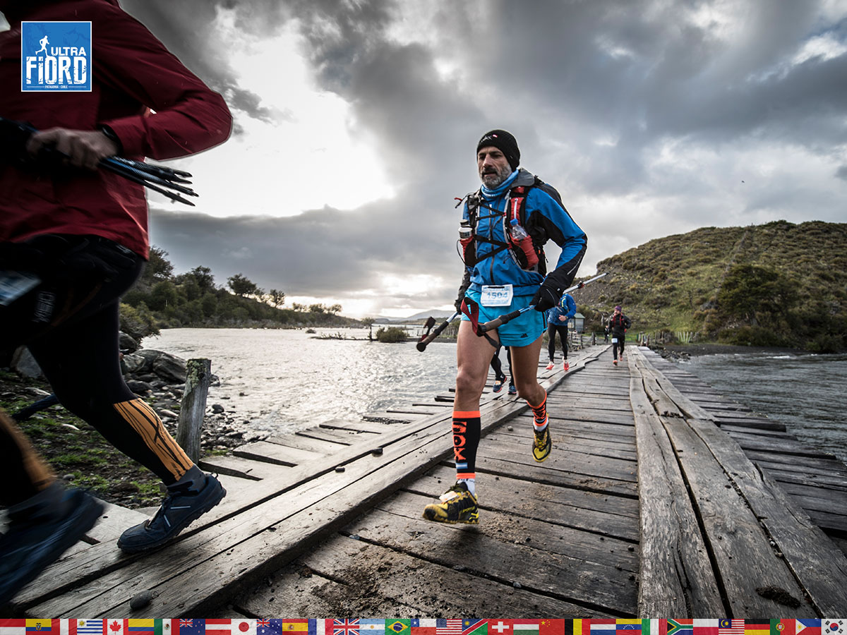 utf1904waal5225FB; Ultra Trail Running in Patagonia, Chile; Ultra Fiord Fifth Edition 2019; Torres del Paine; Última Esperanza; Puerto Natales; Patagonia Running Ultra Trail; Walter Alvial