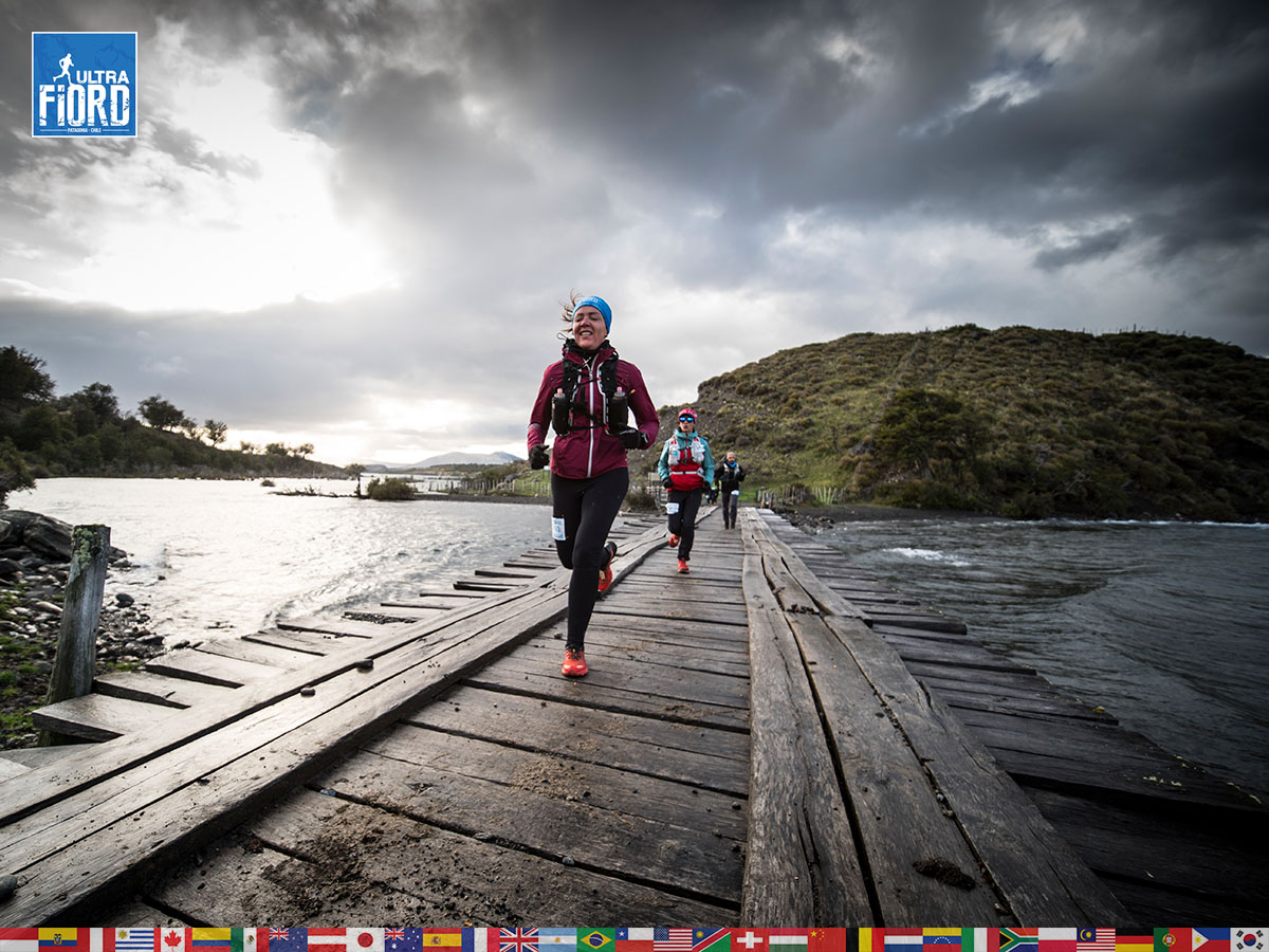 utf1904waal5231FB; Ultra Trail Running in Patagonia, Chile; Ultra Fiord Fifth Edition 2019; Torres del Paine; Última Esperanza; Puerto Natales; Patagonia Running Ultra Trail; Walter Alvial