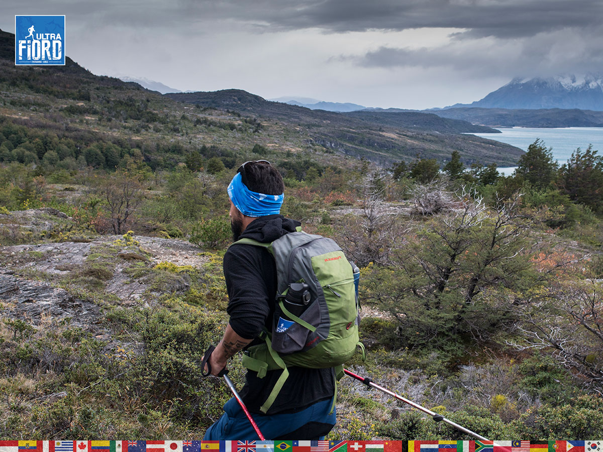 utf1904waal5293FB; Ultra Trail Running in Patagonia, Chile; Ultra Fiord Fifth Edition 2019; Torres del Paine; Última Esperanza; Puerto Natales; Patagonia Running Ultra Trail; Walter Alvial