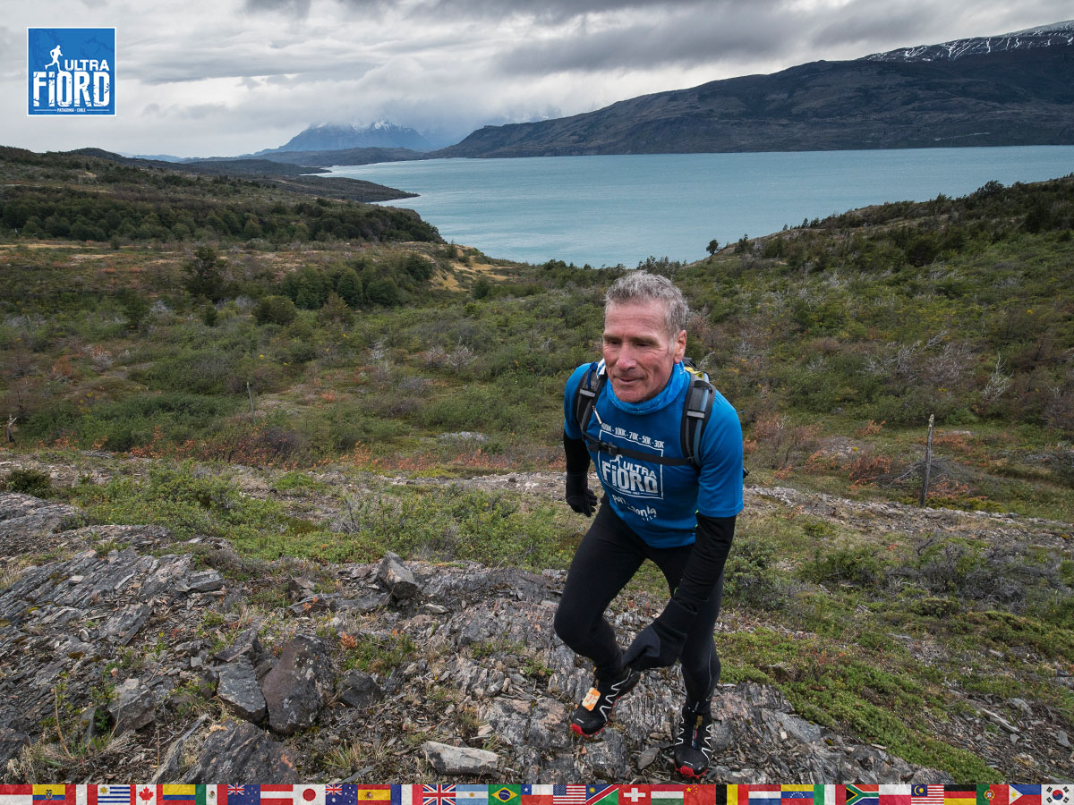 utf1904waal5300FB; Ultra Trail Running in Patagonia, Chile; Ultra Fiord Fifth Edition 2019; Torres del Paine; Última Esperanza; Puerto Natales; Patagonia Running Ultra Trail; Walter Alvial