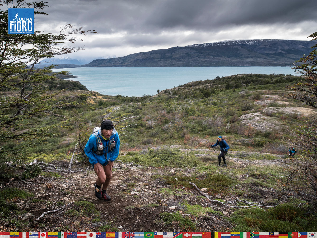 utf1904waal5305FB; Ultra Trail Running in Patagonia, Chile; Ultra Fiord Fifth Edition 2019; Torres del Paine; Última Esperanza; Puerto Natales; Patagonia Running Ultra Trail; Walter Alvial