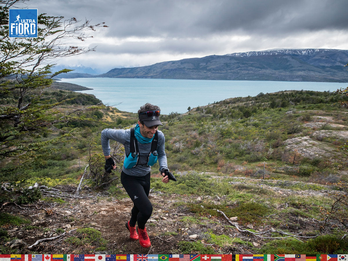utf1904waal5321FB; Ultra Trail Running in Patagonia, Chile; Ultra Fiord Fifth Edition 2019; Torres del Paine; Última Esperanza; Puerto Natales; Patagonia Running Ultra Trail; Walter Alvial