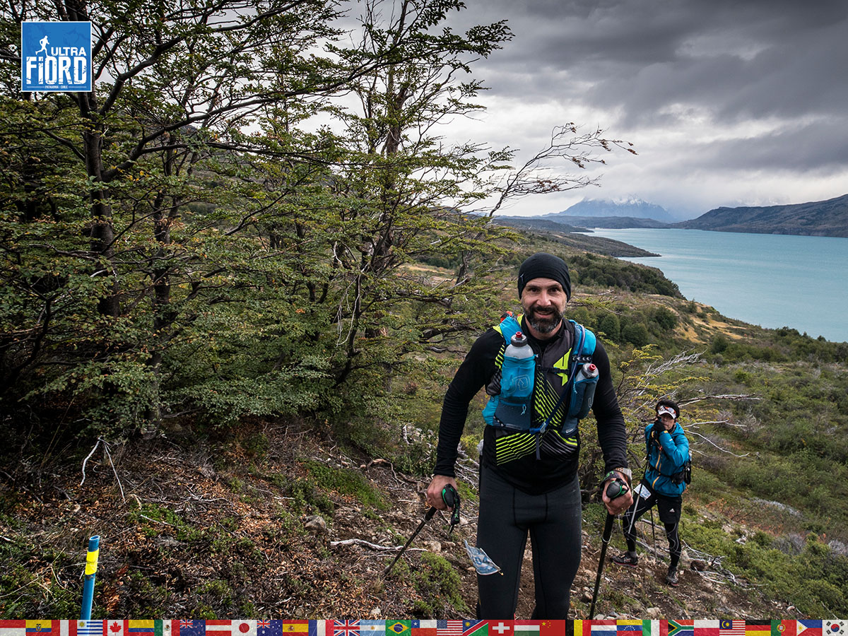 utf1904waal5337FB; Ultra Trail Running in Patagonia, Chile; Ultra Fiord Fifth Edition 2019; Torres del Paine; Última Esperanza; Puerto Natales; Patagonia Running Ultra Trail; Walter Alvial