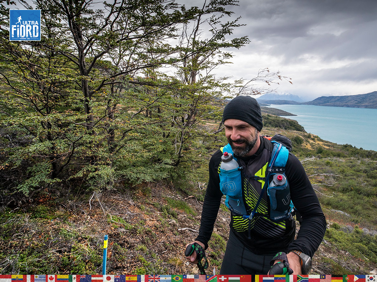 utf1904waal5340FB; Ultra Trail Running in Patagonia, Chile; Ultra Fiord Fifth Edition 2019; Torres del Paine; Última Esperanza; Puerto Natales; Patagonia Running Ultra Trail; Walter Alvial
