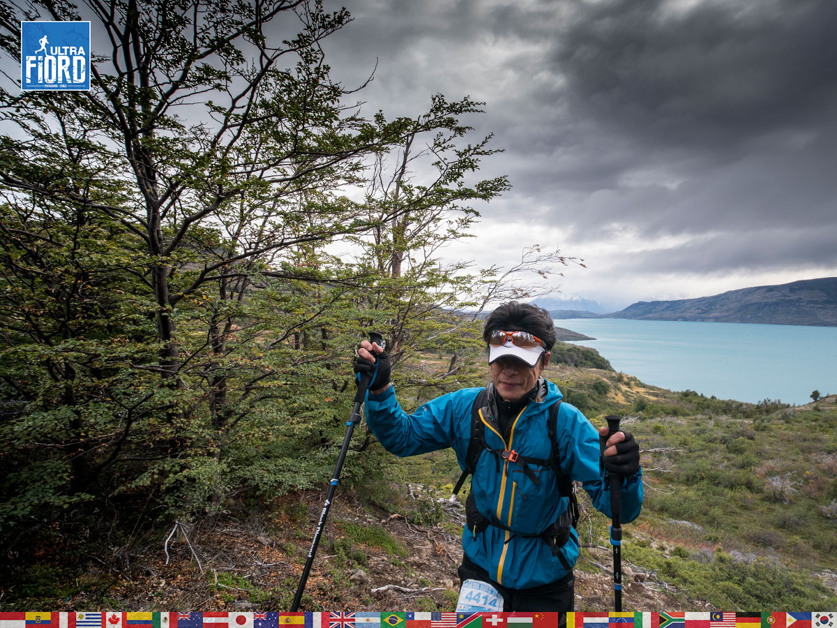 utf1904waal5345FB; Ultra Trail Running in Patagonia, Chile; Ultra Fiord Fifth Edition 2019; Torres del Paine; Última Esperanza; Puerto Natales; Patagonia Running Ultra Trail; Walter Alvial