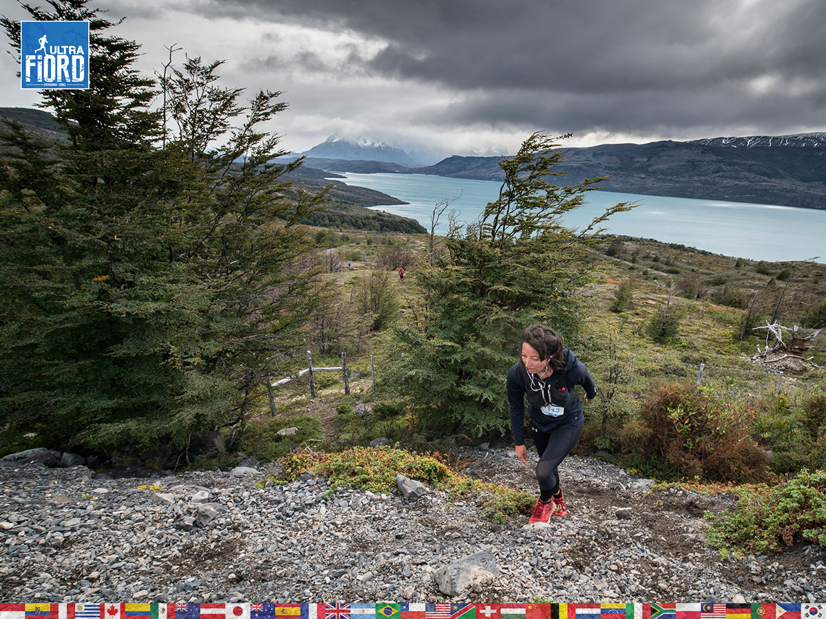 utf1904waal5380FB; Ultra Trail Running in Patagonia, Chile; Ultra Fiord Fifth Edition 2019; Torres del Paine; Última Esperanza; Puerto Natales; Patagonia Running Ultra Trail; Walter Alvial