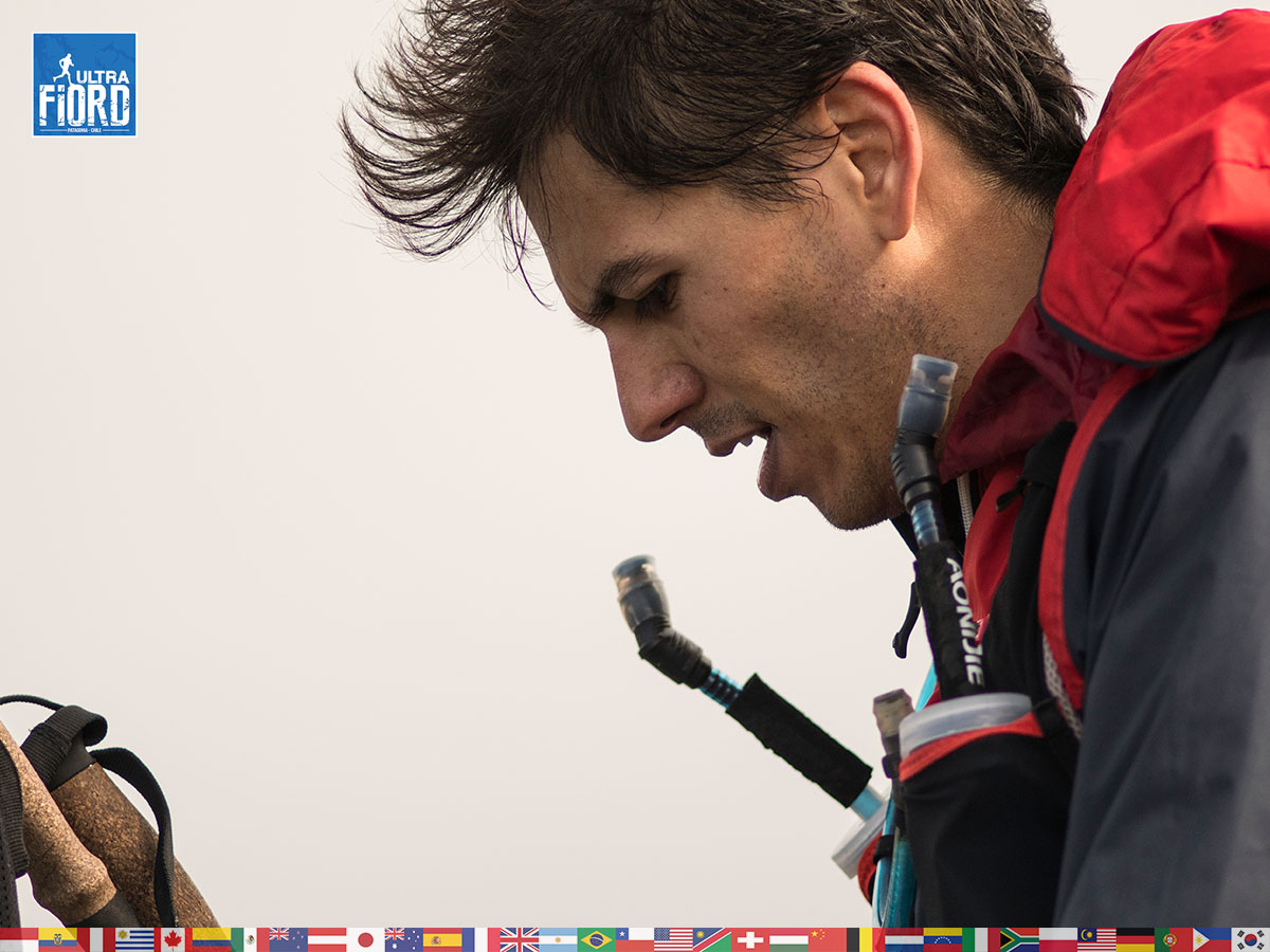utf1904waal5457FB; Ultra Trail Running in Patagonia, Chile; Ultra Fiord Fifth Edition 2019; Torres del Paine; Última Esperanza; Puerto Natales; Patagonia Running Ultra Trail; Walter Alvial