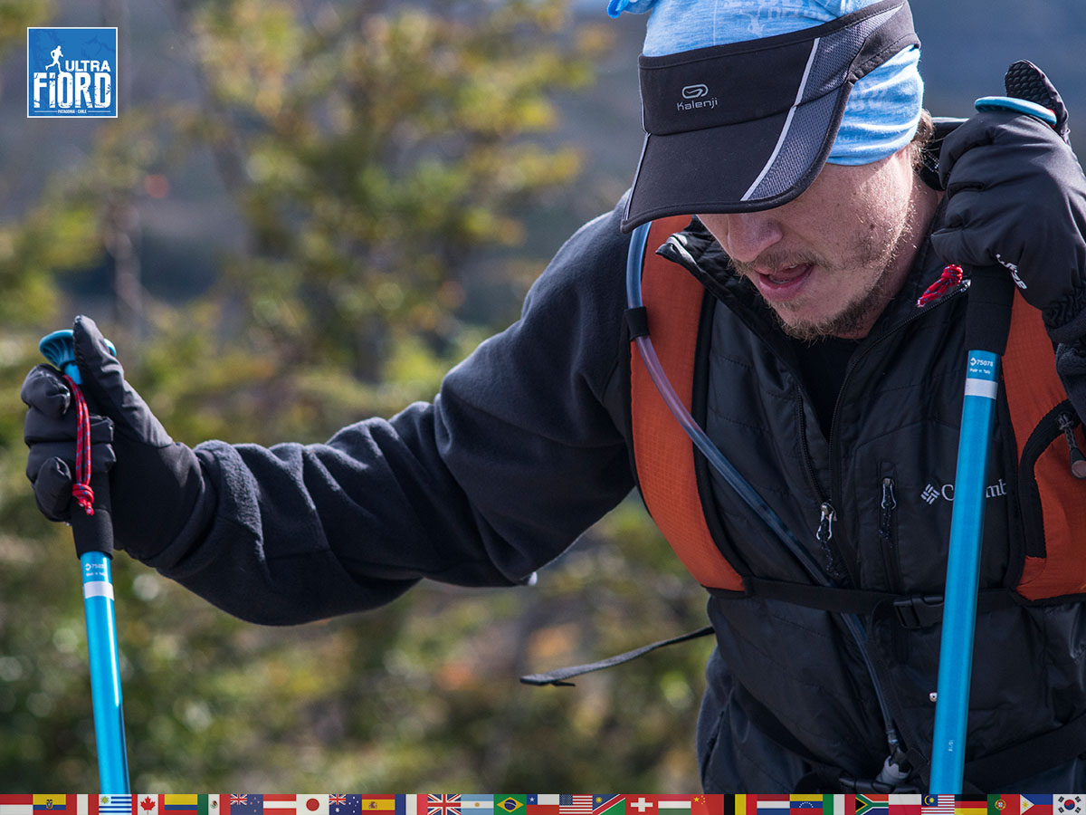 utf1904waal5471FB; Ultra Trail Running in Patagonia, Chile; Ultra Fiord Fifth Edition 2019; Torres del Paine; Última Esperanza; Puerto Natales; Patagonia Running Ultra Trail; Walter Alvial
