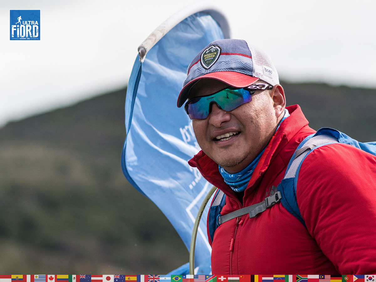 utf1904waal5497FB; Ultra Trail Running in Patagonia, Chile; Ultra Fiord Fifth Edition 2019; Torres del Paine; Última Esperanza; Puerto Natales; Patagonia Running Ultra Trail; Walter Alvial