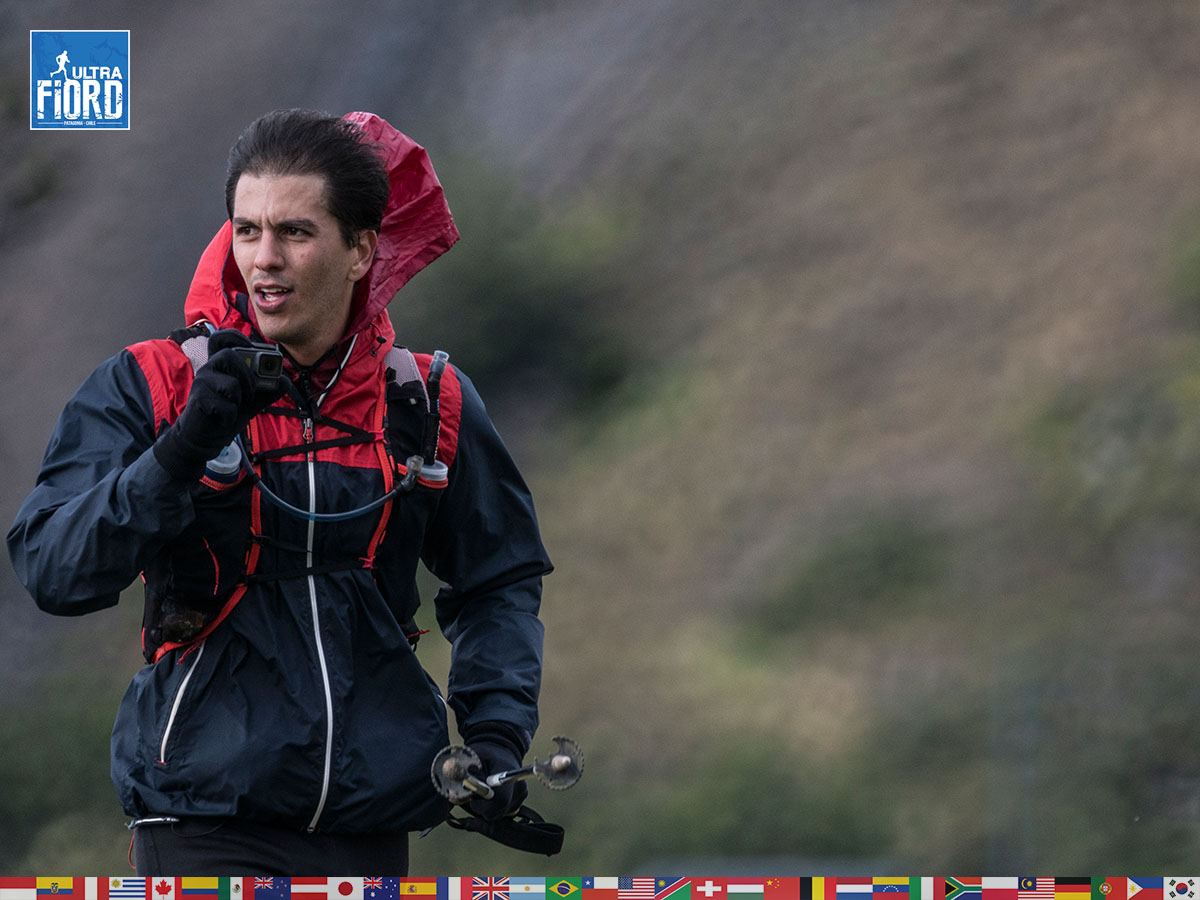 utf1904waal5601FB; Ultra Trail Running in Patagonia, Chile; Ultra Fiord Fifth Edition 2019; Torres del Paine; Última Esperanza; Puerto Natales; Patagonia Running Ultra Trail; Walter Alvial