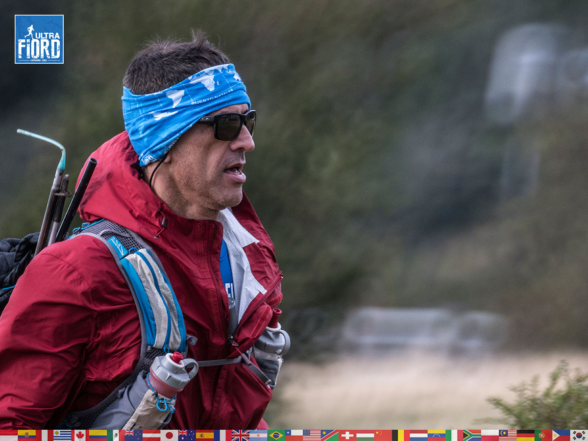 utf1904waal5606FB; Ultra Trail Running in Patagonia, Chile; Ultra Fiord Fifth Edition 2019; Torres del Paine; Última Esperanza; Puerto Natales; Patagonia Running Ultra Trail; Walter Alvial