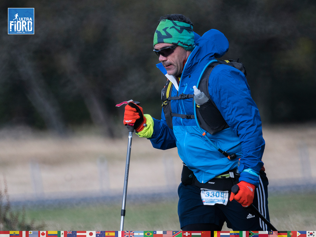 utf1904waal5676FB; Ultra Trail Running in Patagonia, Chile; Ultra Fiord Fifth Edition 2019; Torres del Paine; Última Esperanza; Puerto Natales; Patagonia Running Ultra Trail; Walter Alvial