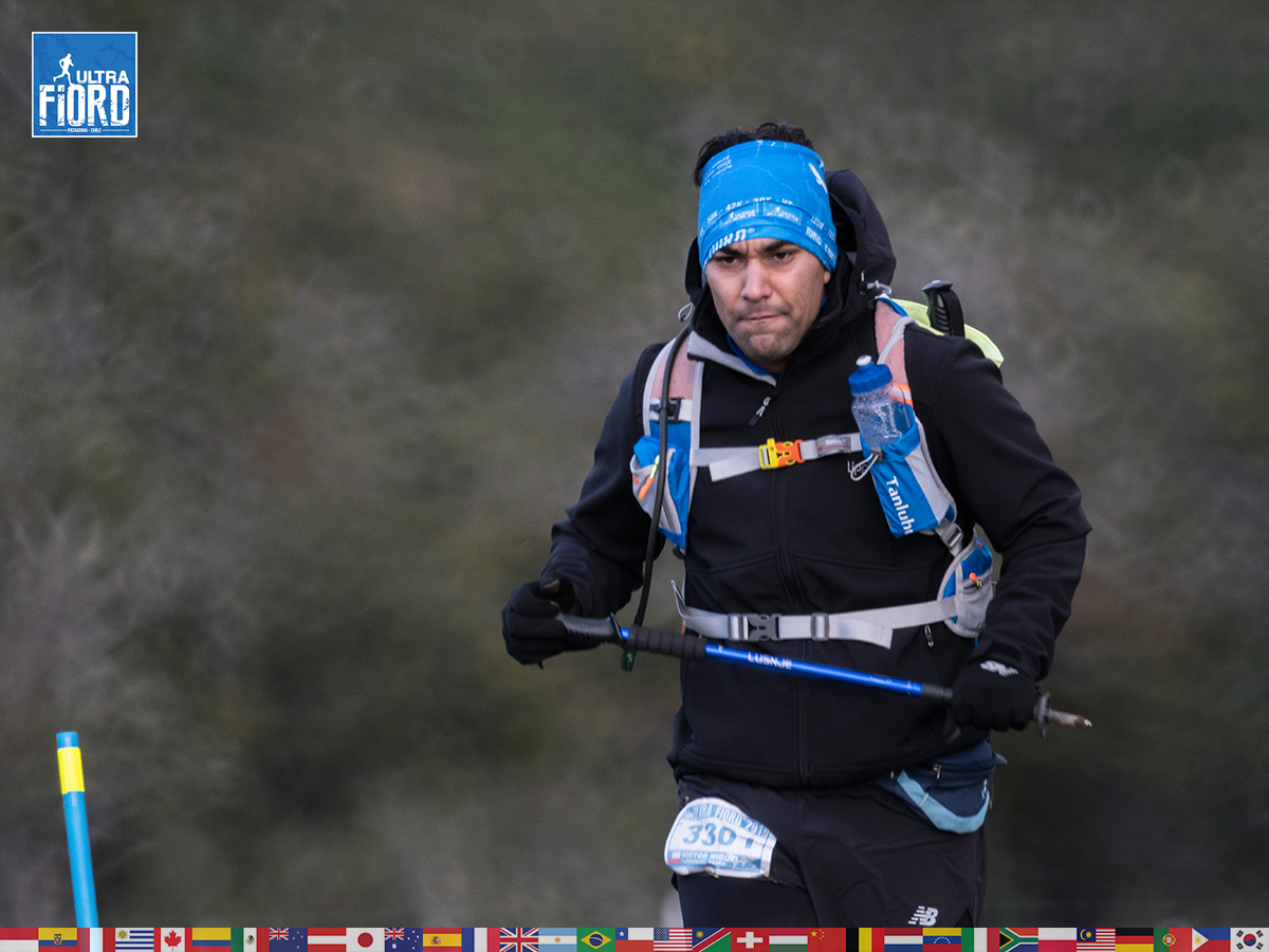 utf1904waal5694FB; Ultra Trail Running in Patagonia, Chile; Ultra Fiord Fifth Edition 2019; Torres del Paine; Última Esperanza; Puerto Natales; Patagonia Running Ultra Trail; Walter Alvial