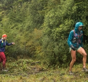 Ultima Esperanza, Patagonia, Chile, Ultra Trail Running, Ultra Fiord 2015, Krissy Moehl and Brittany Dick