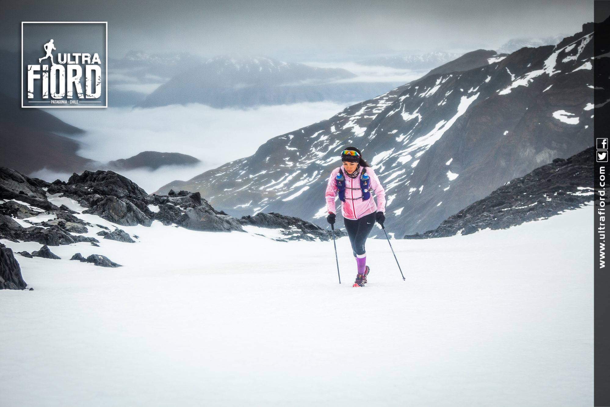 Ultima Esperanza, Patagonia, Chile, Ultra Trail Running, Ultra Fiord 2015, Veronica Bravo