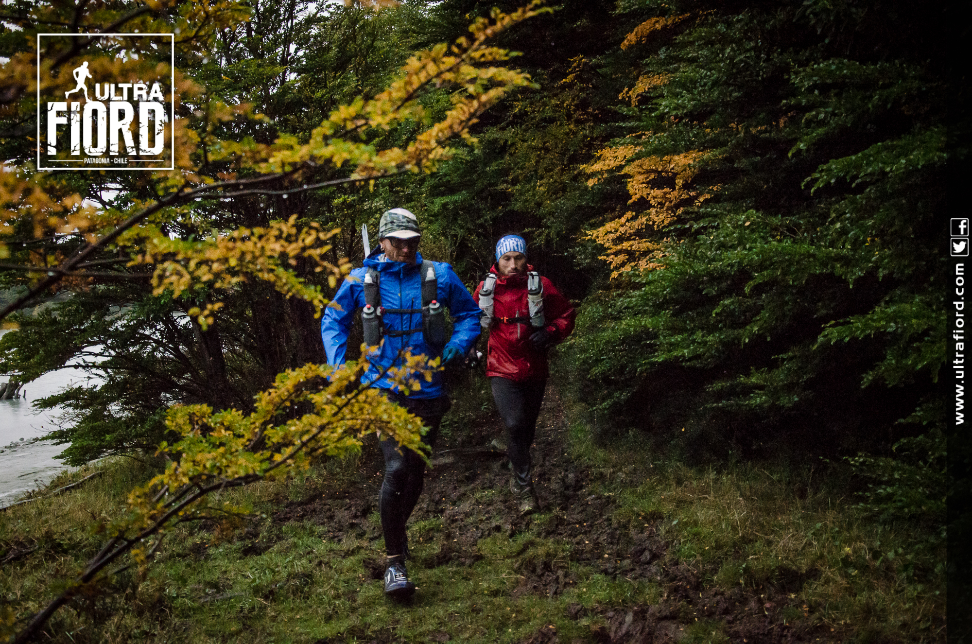 Ultima Esperanza, Patagonia, Chile, Ultra Trail Running, Ultra Fiord 2015, Jeff Browning and Emmanuel Acuna