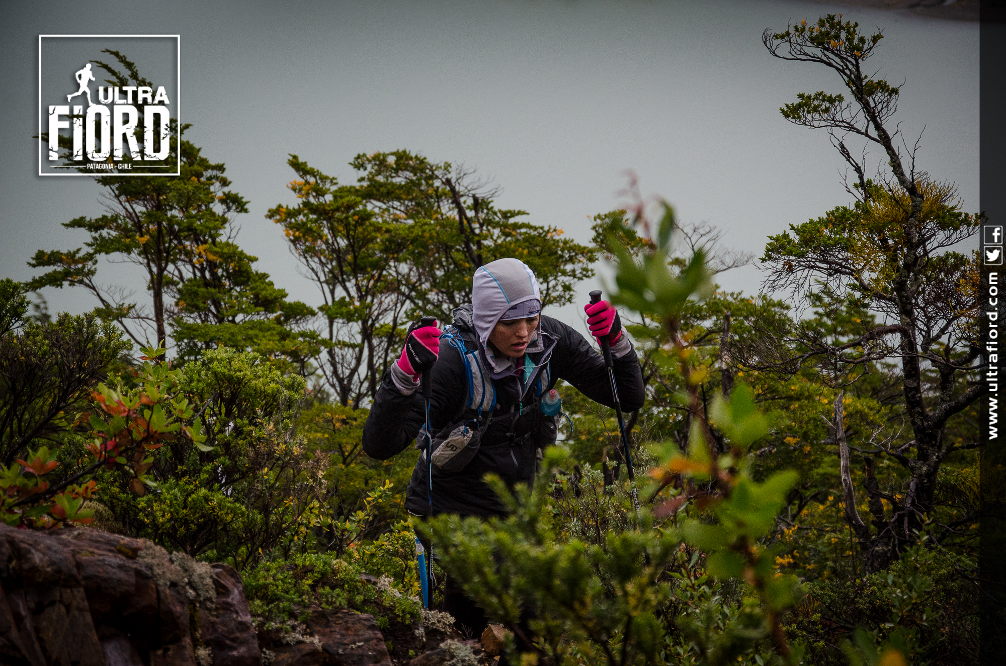 Ultima Esperanza, Patagonia, Chile, Ultra Trail Running, Ultra Fiord 2015, Candice Burt
