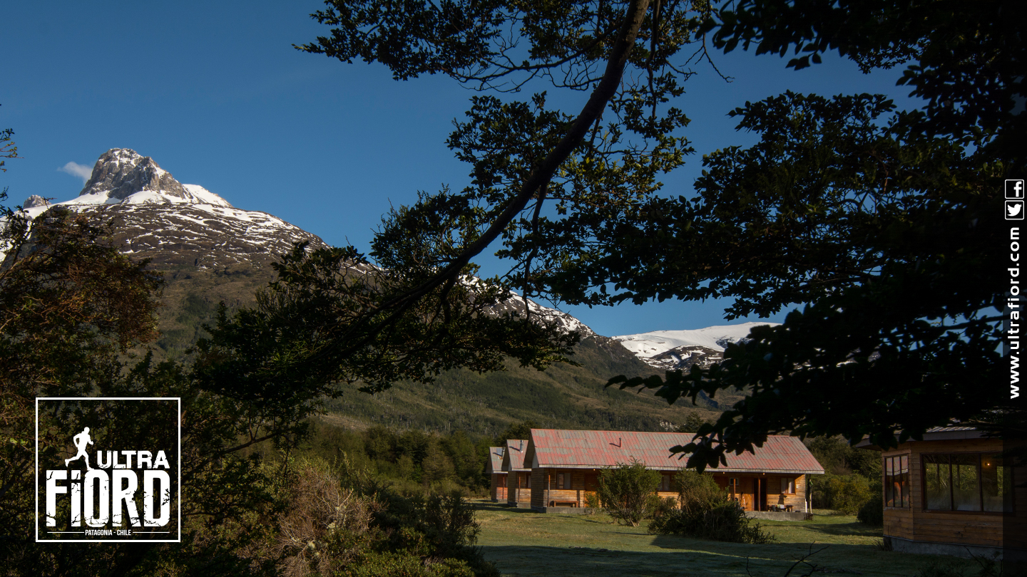 Ultra Trail Running in Ultima Esperanza, Patagonia, Chile; Ultra Fiord Route Estancia