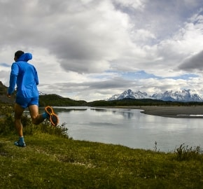 Ultra Trail Running in Ultima Esperanza, Patagonia, Chile; Ultra Fiord Route Fjord