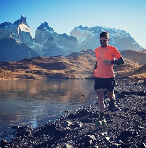 Genis Zapater Ultra Fiord 2015 Patagonia Chile