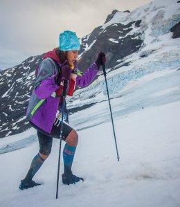 Karina Palomino Ultra Fiord 2015 Patagonia Chile