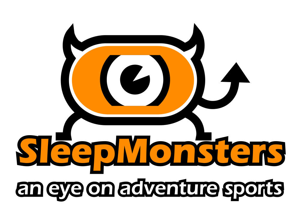 Sleep Monsters Logo Logo