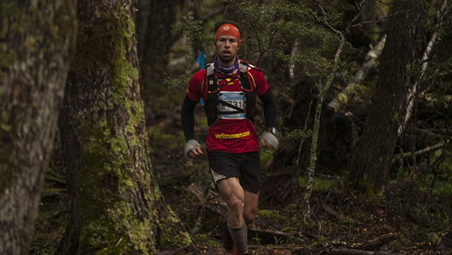 Ultra Trail Running; Patagonia, Chile; Pere Bove Ultra Fiord 2015;