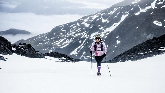 Ultra Fiord 2015; Mountain Trail Running; Patagonia, Chile; Veronica Bravo Ultra Trail Running