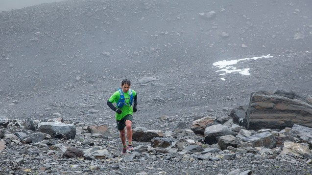 Patagonia, Chile Ultra Fiord 2015 Xavier Thevenard Ultra Trail Running
