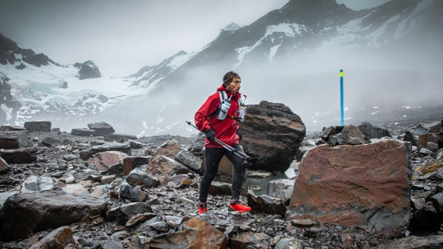 Ultra Trail Running Patagonia Chile Ultra Fiord First Edition 2015 100 Miles Emmanuel Acuna